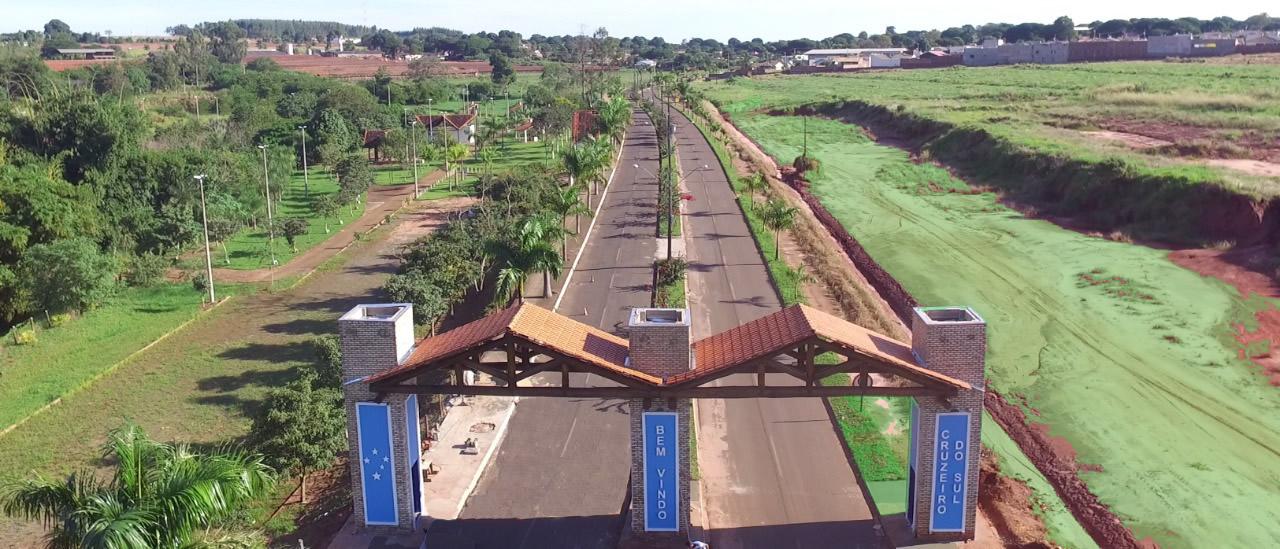 Cruzeiro do Sul - Estado do Paraná
