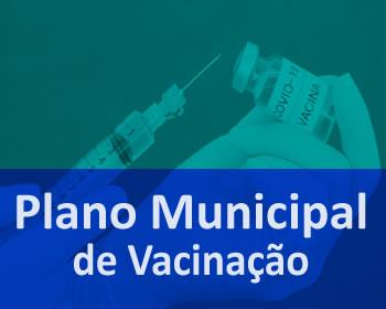 Plano Municipal de Vacinação