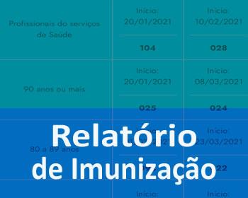Relatório de Imunização